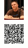 Richard A. Johnson's photo and contact information QR Code